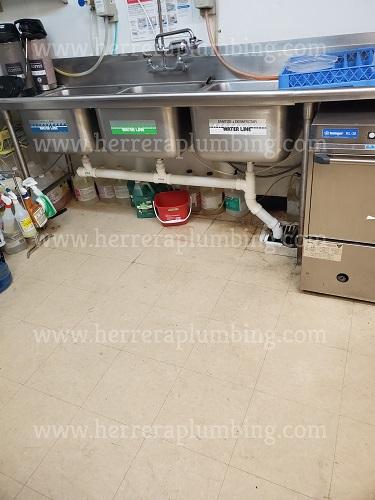 herrera plumbing service