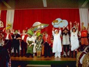 Sketche und lustige Auftritte beim Karneval in Erpel