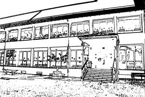 Grundschule St. Johannes zum Ausmalen