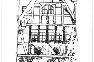 Haus der Buchdrucker- und Ratsfamilie Quentel zum Ausmalen