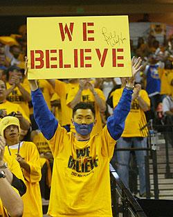 """""""We Believe"""""""