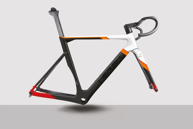 Hersh Extreme frame - road bike