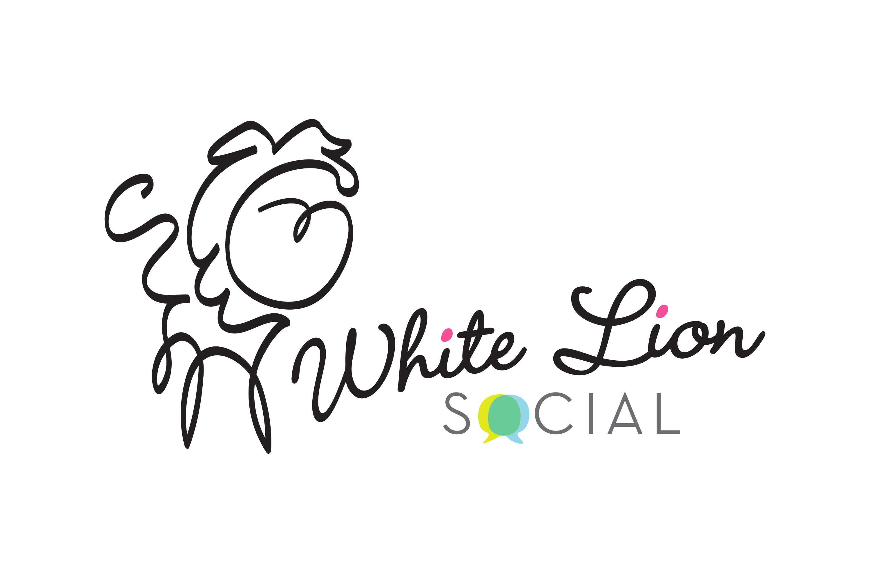 White Lion Social Logo