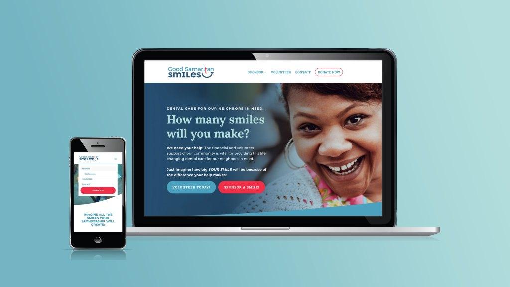 Good Sam Smiles Website