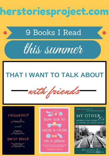 9 Books I Read