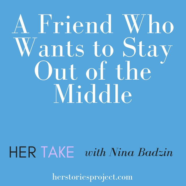 Nina Badzin Archives - The HerStories Project