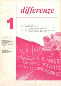 donne e cultura differenze riunione herstory  femminismo luoghi donne storia gruppi Roma