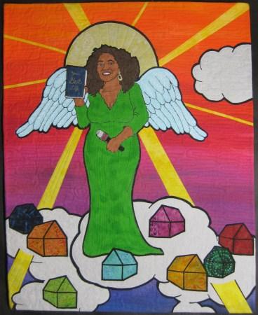 An Angel Among Us © Nneka Gamble