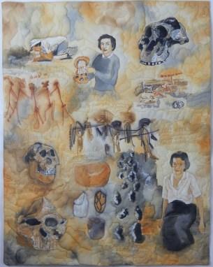 Mary Leakey, Paleoanthropologist