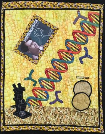 Jumping Genes: Barbara McClintock © Starla J Phelps