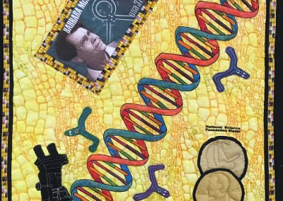 Jumping Genes: Barbara McClintock