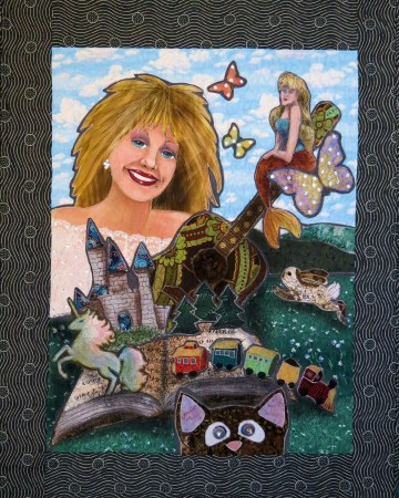 Dolly Parton © Barbara Pozek