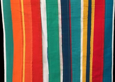 Color Study: Tribute to Alma W. Thomas