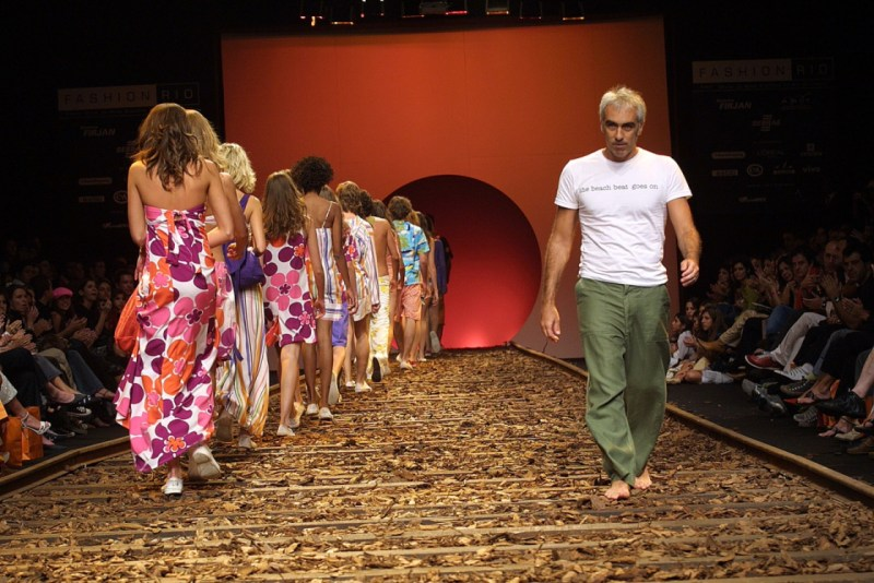 My Interview with Surfer and Fashion Designer Fred D'orey
