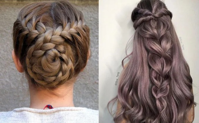 Image Result For Cute Easy Hairstyles For Long Hair
