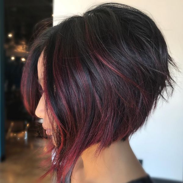 30 Stunning Balayage Hair Color Ideas For Short Hair 2020
