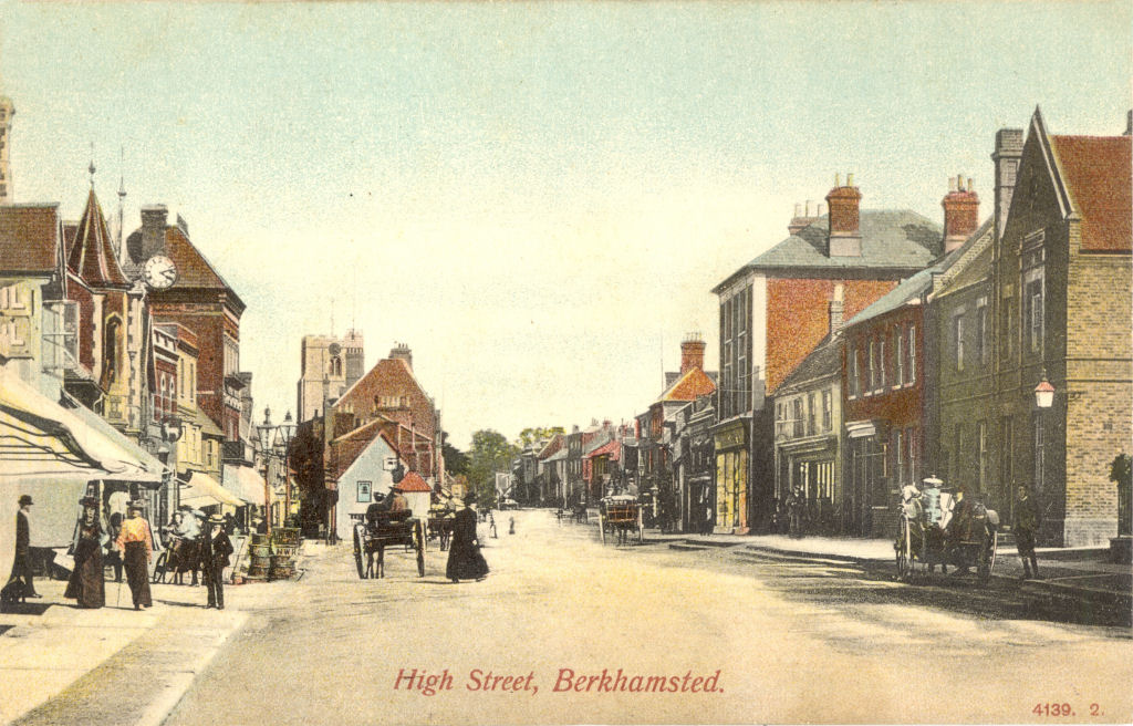 Place Berkhamsted Berkhamsted High Street Hertfordshire