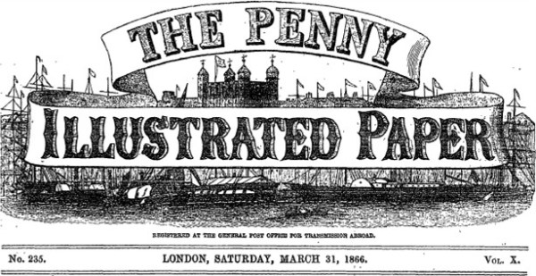 Penny Illustrated Paper Logo