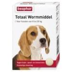Beaphar voor de hond verschillende gewichten