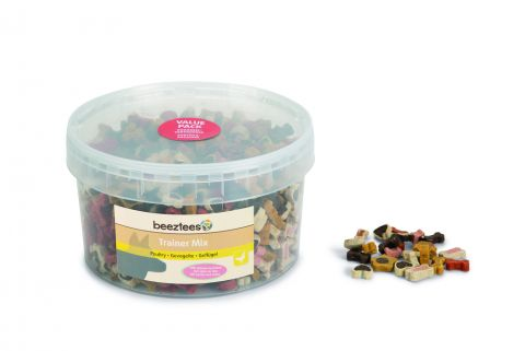 Actie Beeztees Trainer Mix 1400 gr