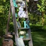 Diy Decorative Vintage Wood Ladder Her Tool Belt