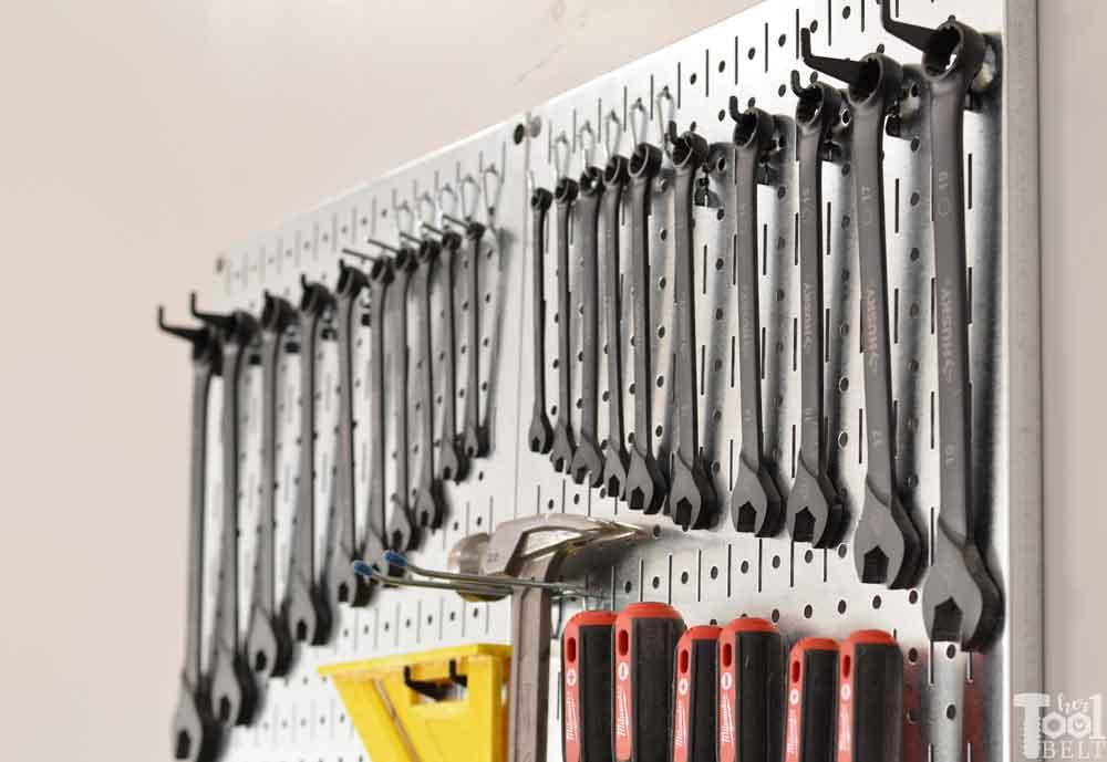 Superieur Garage Tool Organization Ideas
