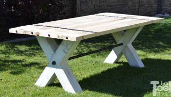 Astonishing Convertible Picnic Table And Bench Her Tool Belt Dailytribune Chair Design For Home Dailytribuneorg