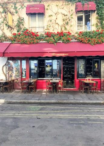 Le Marais Restaurants