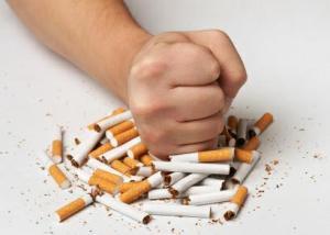 sigarayibrakmak