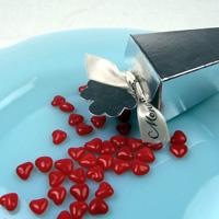 Mini Hearts Wedding Favor Candy