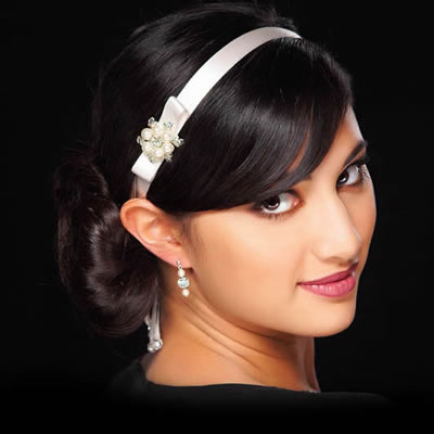 Toni Federici Bridal Headpiece Hairband Wedding