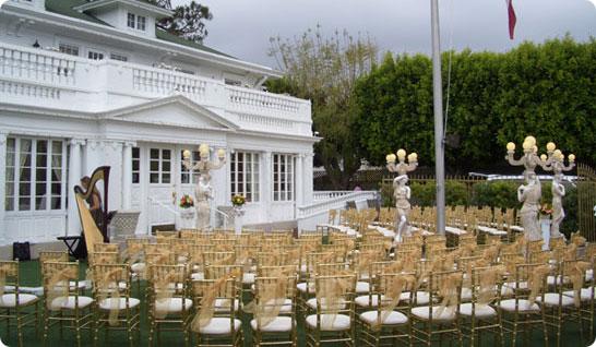 Anaheim White House Wedding