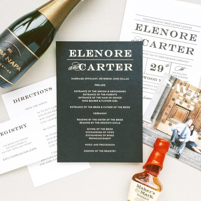 3 Wedding Invitation Tips from an industry insider