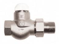 №1Термостатический клапан ГЕРЦ-TS-E проходной