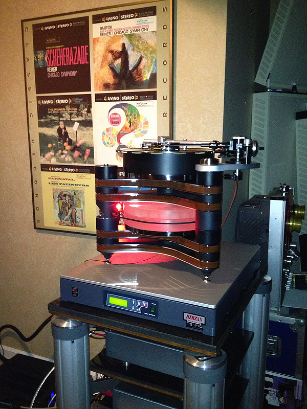 Audiophile Image with the TS-140 - 5