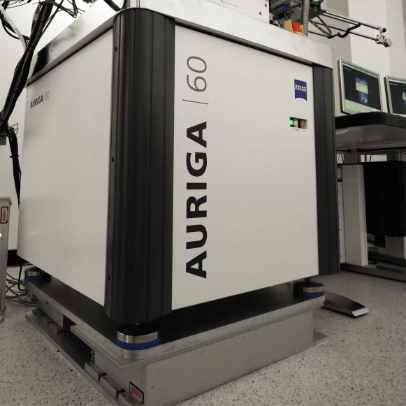 AVI-600M Supporting Carl Zeiss Auriga 60 FIB-SEM