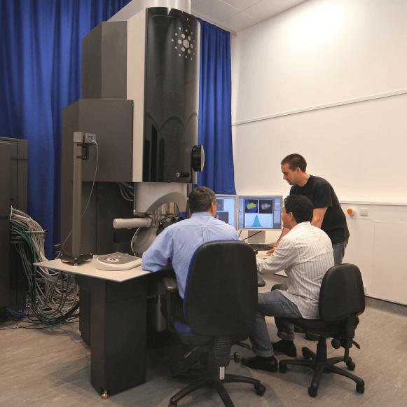 Spicer Room-Scale System Supporting FEI Titan TEM