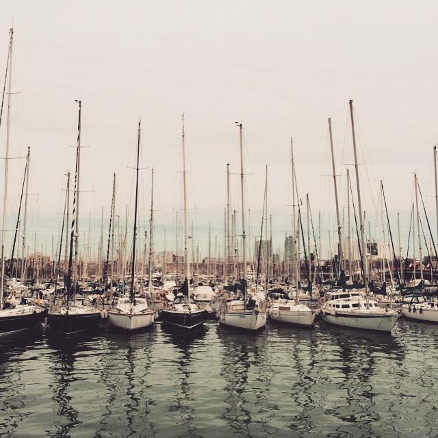 Hafen Barcelona 2015 Johanna Voll