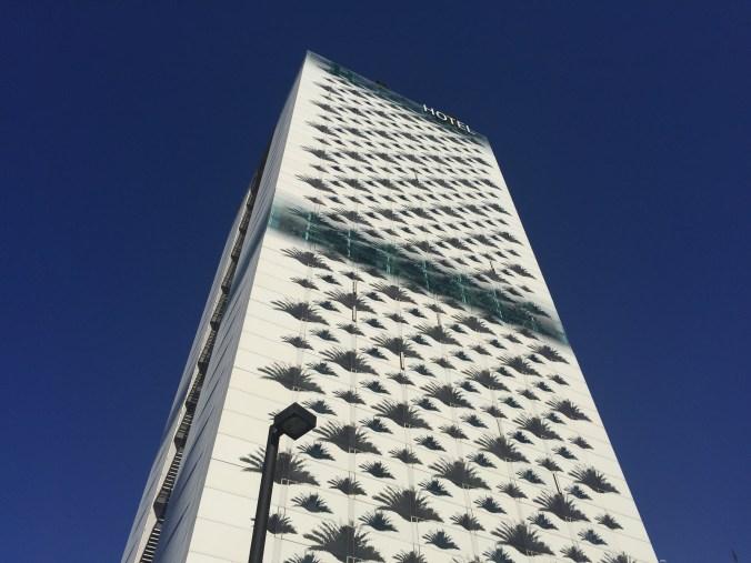 Hotel Palmen Barcelona 2015 Johanna Voll