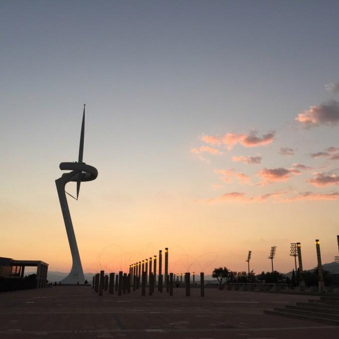 olympia Montjuic Barcelona 2015 Johanna Voll