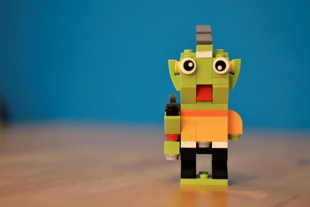 Lego-Alien