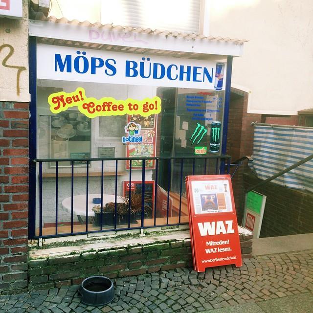 Möps Büdchen in Bochum