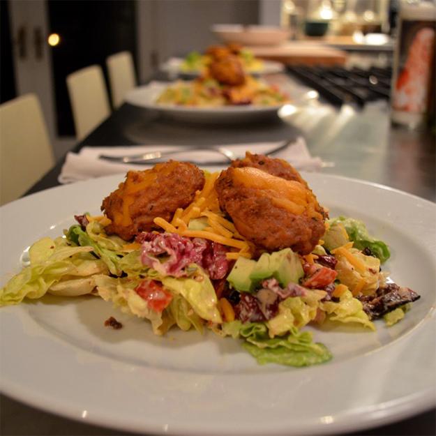 Healthy-Big-Mac-Salad