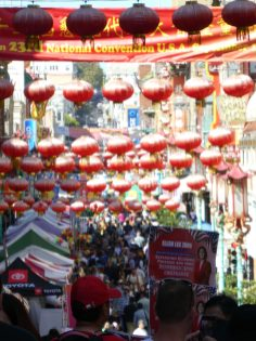 Chinatown in San Francisco by hesaidorshesaid