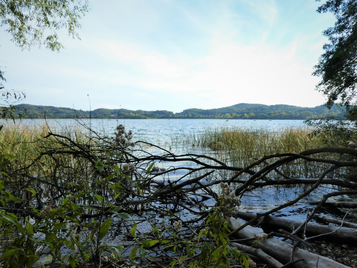 Laacher See in the Eifel