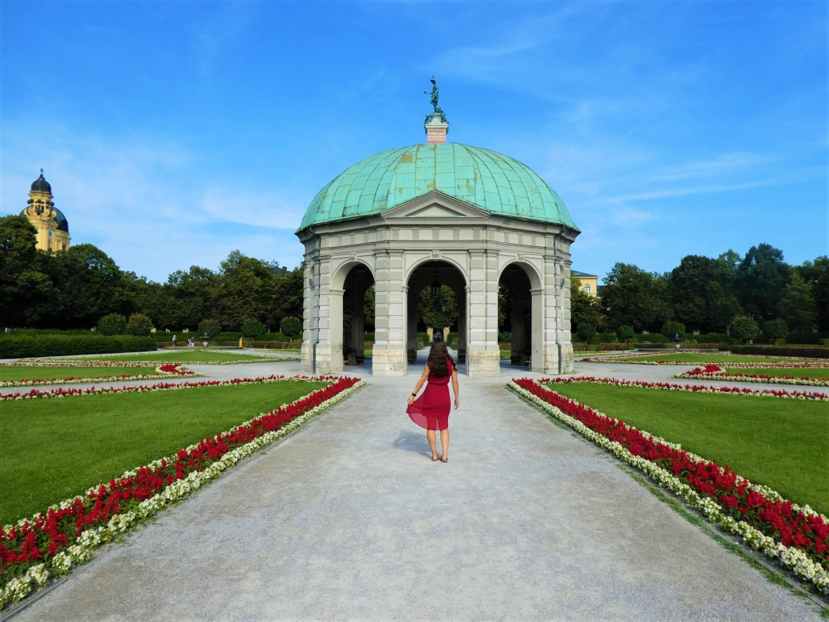 Dianatempel Munich Germany