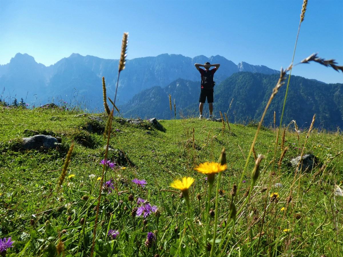 Ritzer Alm Kufstein Tirol Austria Österreich