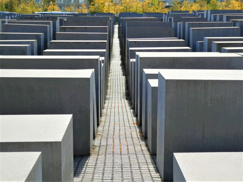 Memorial for the Jewish Holocaust Victims