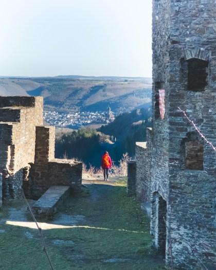 Winneburg Castle Ruins