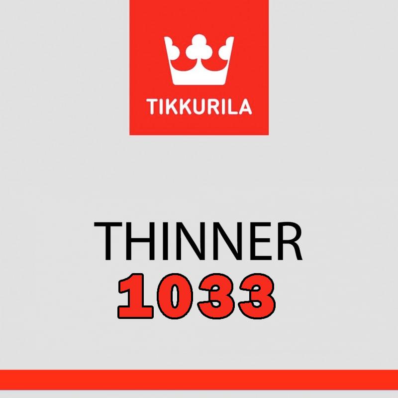 thinner 1033